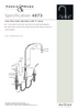 Perrin & Rowe Titan - U Spout 4873 Kitchen Tap