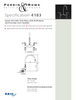 Perrin & Rowe Ionian 4183 Kitchen Tap
