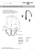 Perrin & Rowe Callisto 4885 Kitchen Tap