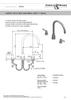 Perrin & Rowe Callisto 4886 Kitchen Tap