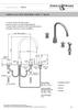 Perrin & Rowe Callisto 4890 Kitchen Tap