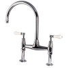 Rudge Bridgnorth Lever Kitchen Tap