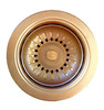 Brass & Traditional Sinks by Lira 90mm Copper Strainer Waste