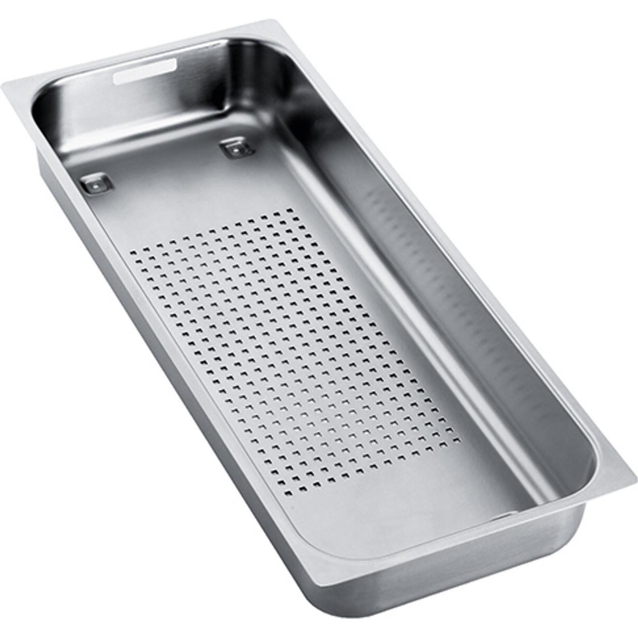 Franke Mmx Strainer Bowl St Steel 112 0057 850 Cut Price Kitchens