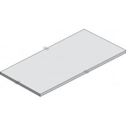 Maia Cristallo Breakfast Bar (Square Corners) - 1800 x 900 x 42mm/28mm