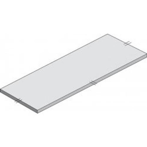 Maia Greystone Worktop (Square Corners) - 1800 x 650 x 42mm/28mm