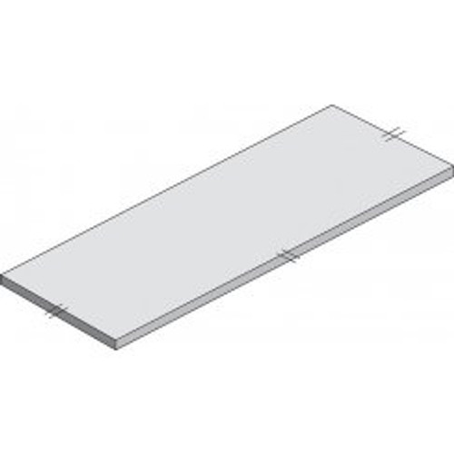 Maia Mocha Worktop (Square Corners) - 1800 x 600 x 42mm/28mm