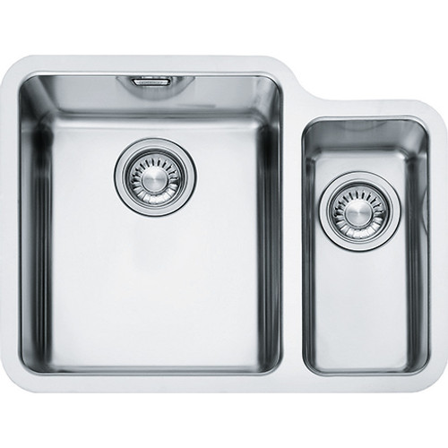 Franke Kubus KBX160 34-16 Stainless Steel Kitchen Sink