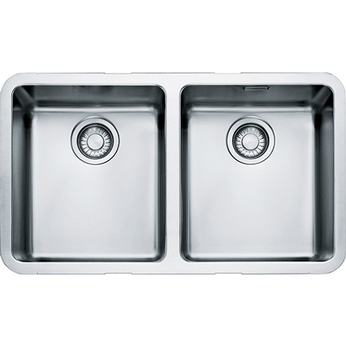 Franke Kubus KBX120 34-34 Stainless Steel Kitchen Sink
