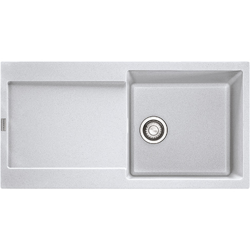 Franke Maris MRG611 Fragranite Polar White Kitchen Sink