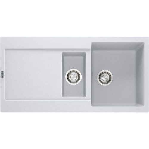 Franke Maris MRG651 Fragranite Polar White Kitchen Sink