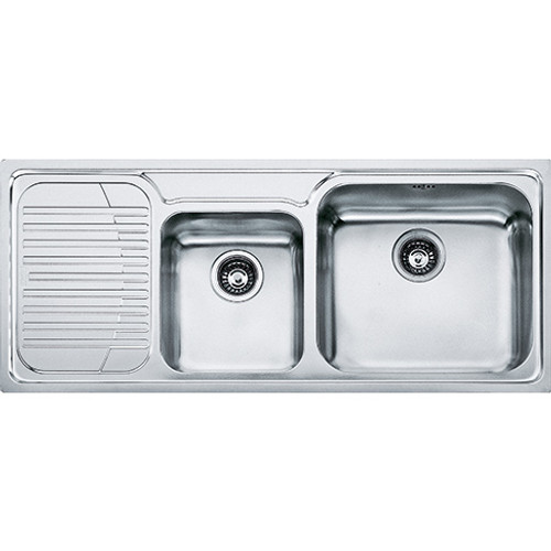 Franke Galassia GAX621 Stainless Steel Kitchen Sink