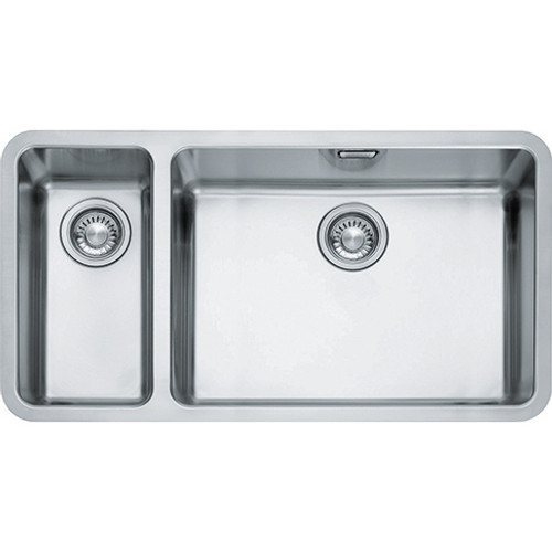Franke Kubus KBX160 55-20 Stainless Steel Kitchen Sink