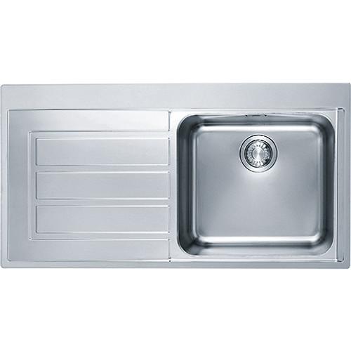 Franke Epos EOX611 Stainless Steel Kitchen Sink