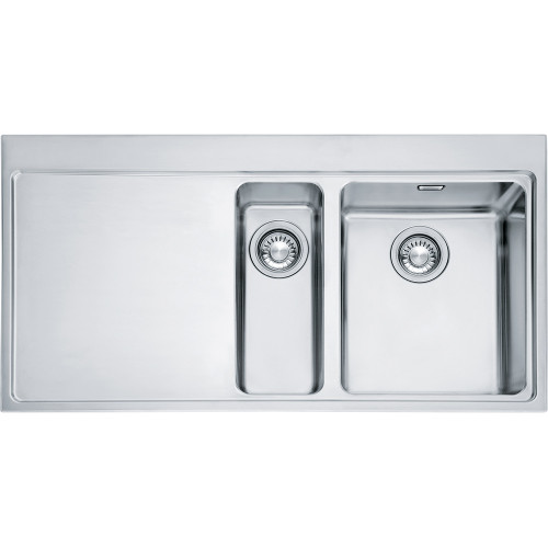 Franke Mythos MMX251 Stainless Steel Kitchen Sink