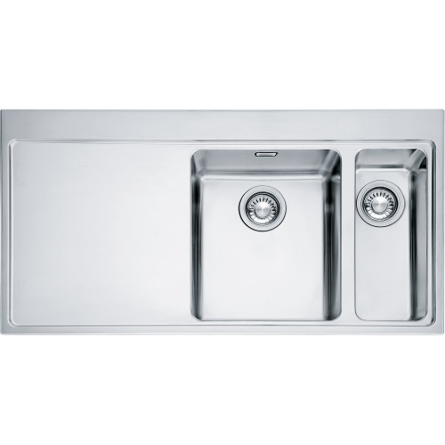 Franke Mythos MMX261 Stainless Steel Kitchen Sink