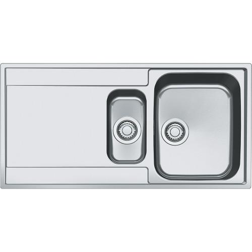 Franke Maris MRX251 Stainless Steel Kitchen Sink