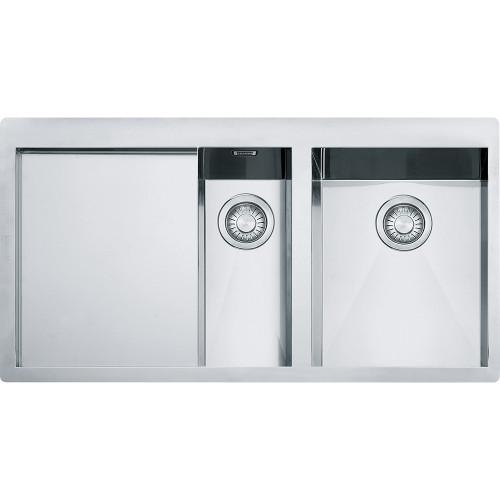 Franke Planar Slim-Top PPX251 Stainless Steel Kitchen Sink