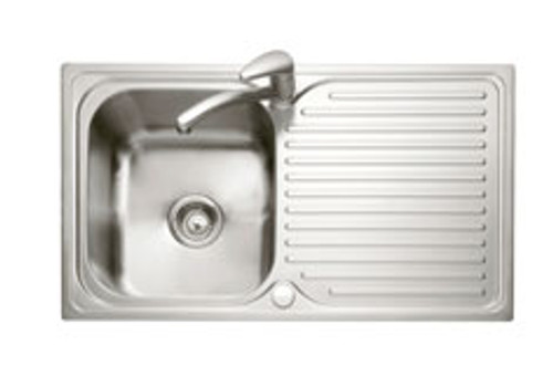 Caple Dove 100 Kitchen Sink