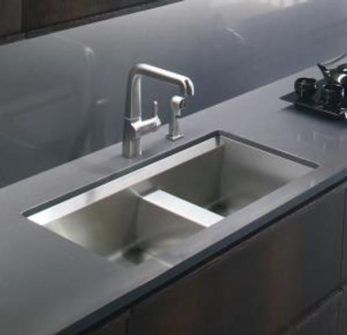 Kohler 8 Degree Kitchen Sink