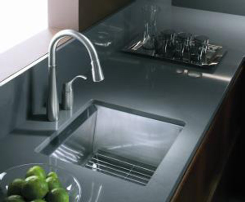 Kohler 8 Degree Single Bowl Kitchen Sink