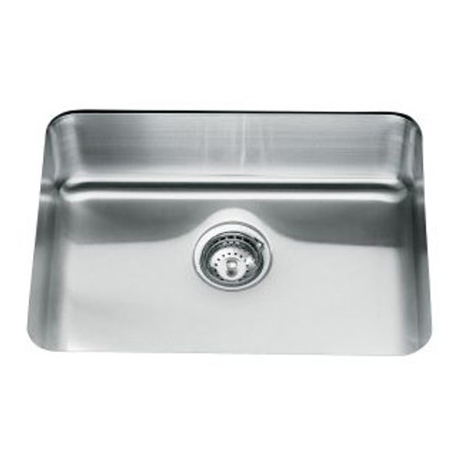Kohler Icerock Single 540 X 405 X 240mm Kitchen Sink