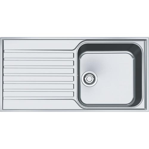 Franke ARGOS (611-100) SBSD Reversible AGX611100C