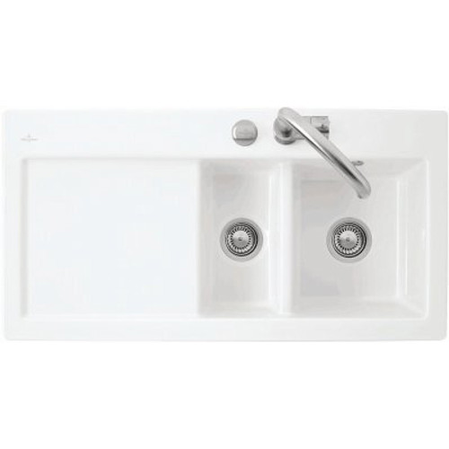 Villeroy & Boch Subway 60 XR Kitchen Sink