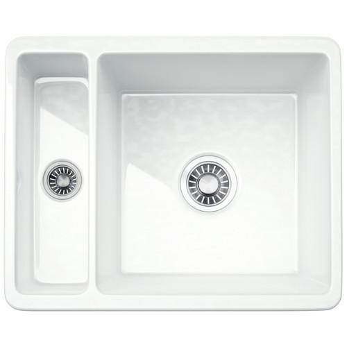 Franke Kubus KBK160 Ceramic Kitchen Sink