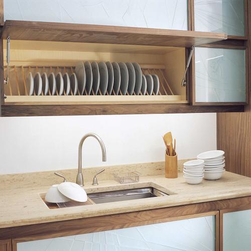 Perrin & Rowe Titan - C Spout 4871 Kitchen Tap
