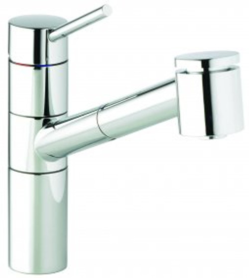 Carron Phoenix Argenta Kitchen Tap