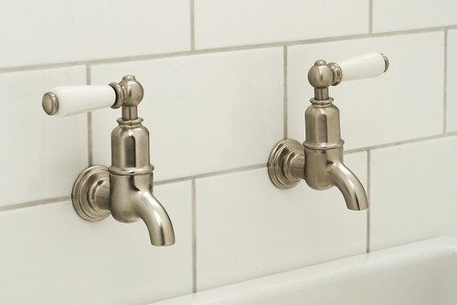 Perrin & Rowe Mayan 4322 (Wall Mounted) Kitchen Tap