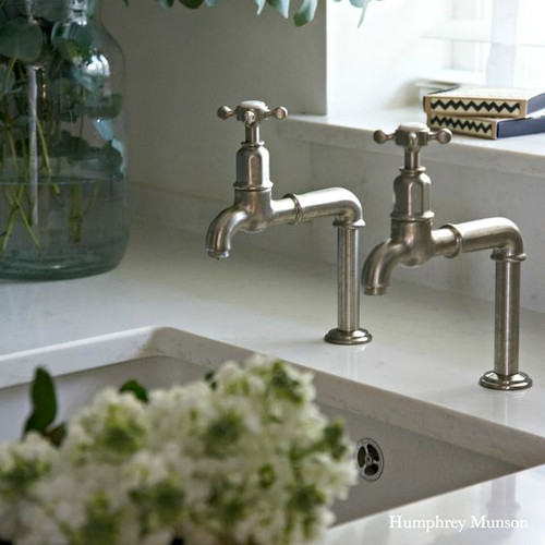 Perrin & Rowe Mayan 4328 (Wall Mounted) Kitchen Tap