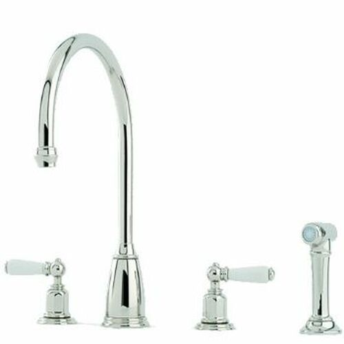 Perrin & Rowe Athenian (with Rinse) 4376 Kitchen Tap