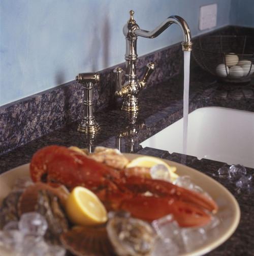 Perrin & Rowe Picardie 4766 (with Rinse) Kitchen Tap