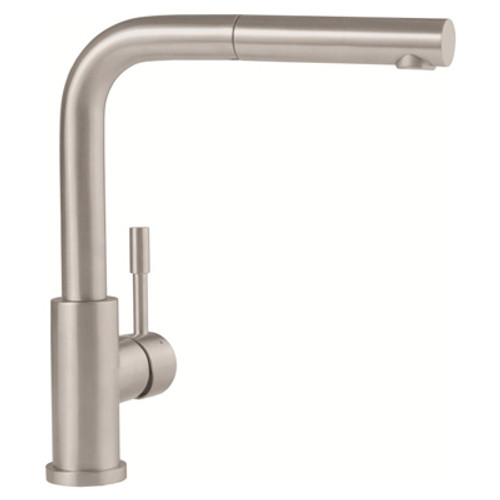 Villeroy & Boch Steel Shower Kitchen Tap