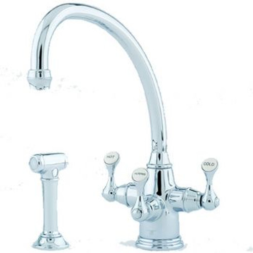 Perrin & Rowe Etruscan 1520 (with Rinse) Filter Tap