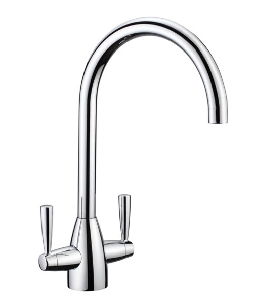 Brass & Traditional Medway Modern Kitchen Tap