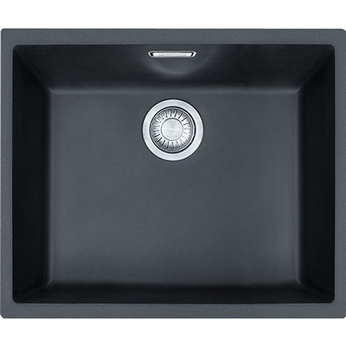Franke Sirius SID110-50 Tectonite Carbon Black Kitchen Sink