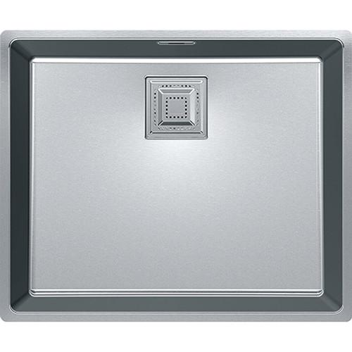 Franke Centinox 122.0360.019 Single Bowl Kitchen Sink