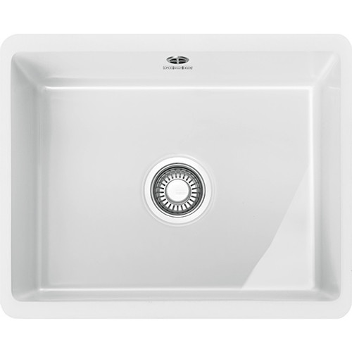Franke Kubus KBK110 50 Ceramic Undermount Sink