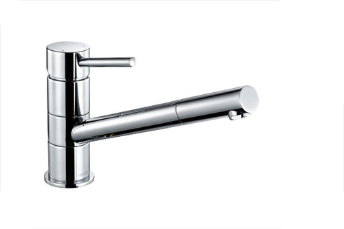 1810 Pluie Angled Spout Kitchen Tap
