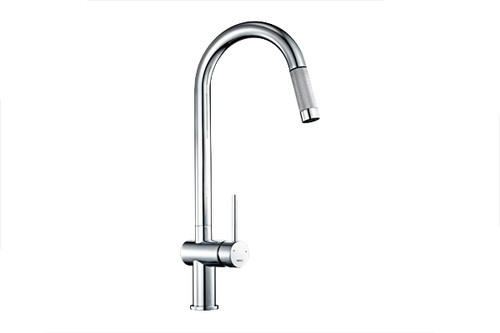 1810 Grande Pull Out Spray Kitchen Tap