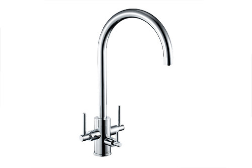 1810 Curvato Trio Water Filter Kitchen Tap