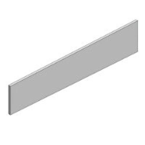 Minerva Grey Crystal Acrylic Splashback 3050 x 600mm