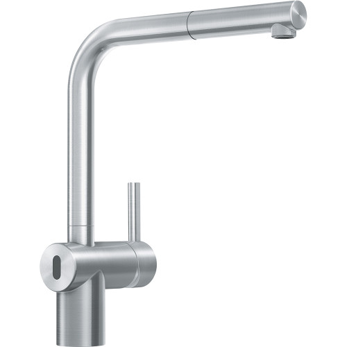 Franke Atlas Sensor Stainless Steel Pull-out Nozzle Kitchen Tap