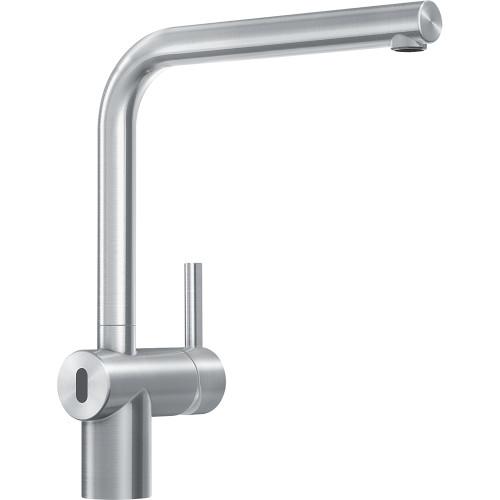 Franke Atlas Sensor Stainless Steel Kitchen Tap