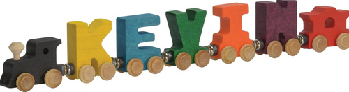 Name train letters