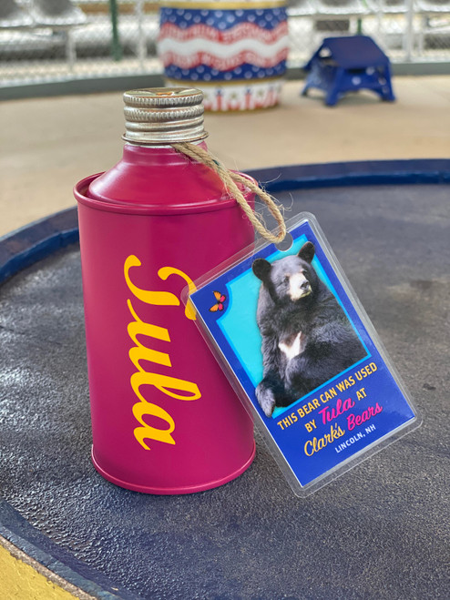 Genuine Bear Cans-Tula & Echo