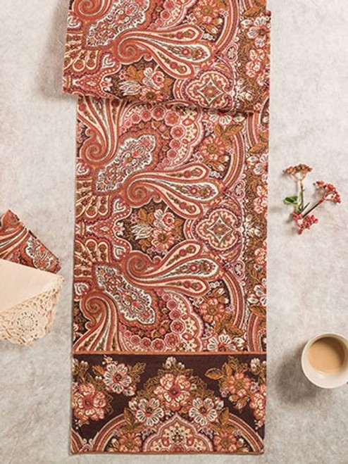 Kashmere Paisley Runner by April Cornell